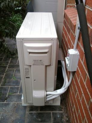 Welcome to Airfridge Air Conditioning Installation Pictures Page